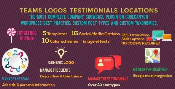 Team-logos-testimonials-location-plugin