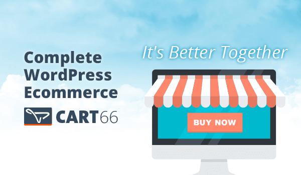 cart66 plugin e-commerce