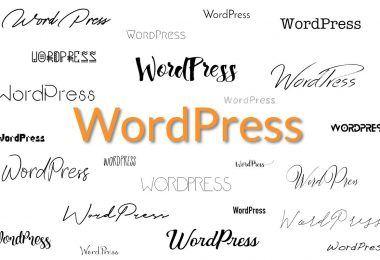 Font personalisée Wordpress-une