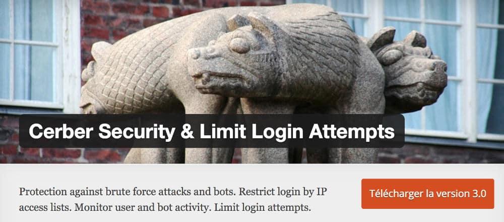 Plugin Cerber Security