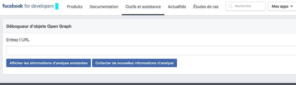 Facebook Débug
