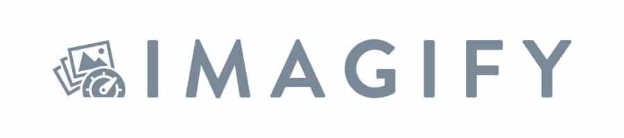 Logo Imagify pour WordPress