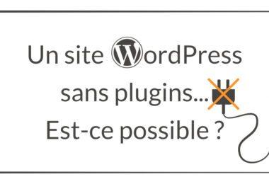 sans plugins