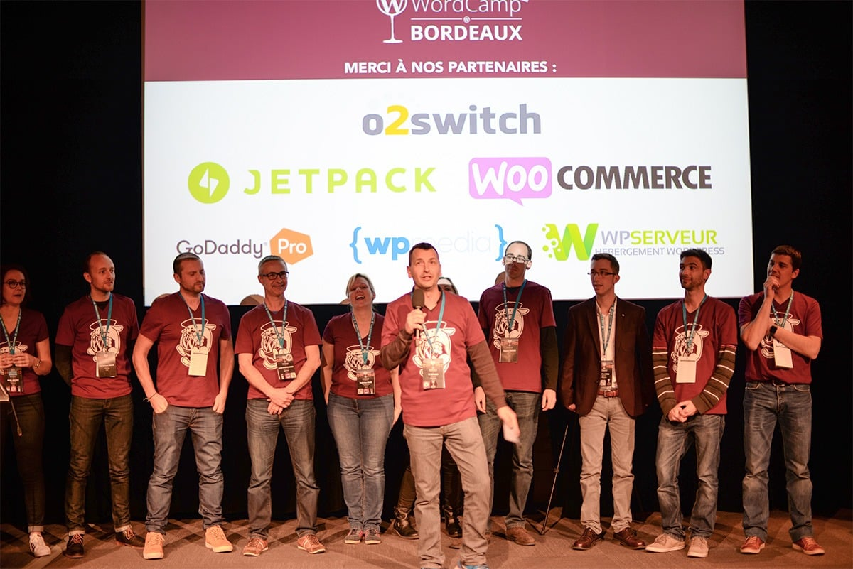WordCamp Bordeaux 4