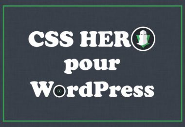 CSS Hero - Plugin WordPress