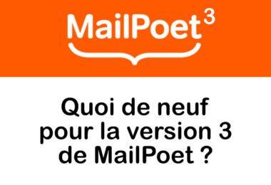 MailPoet beta 3