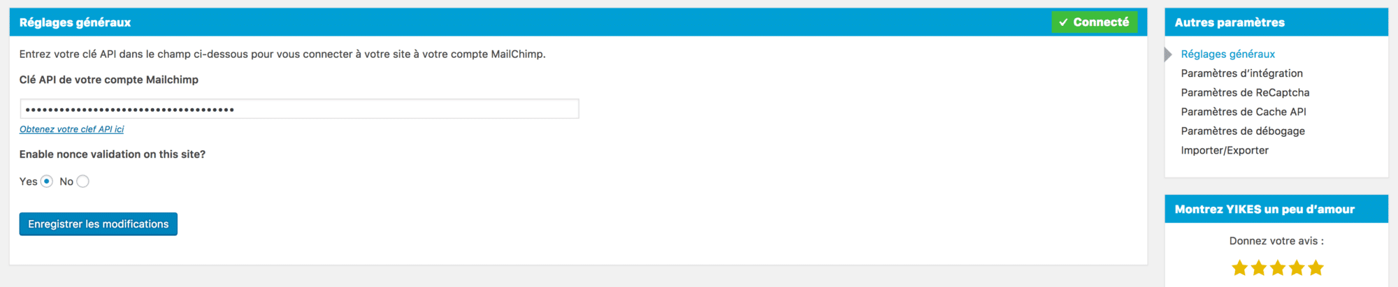 Easy Forms MailChimp 2