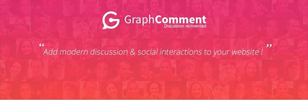 GraphComment plugin WordPress