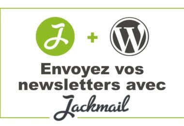 Jackmail plugin de newsletter pour WordPress