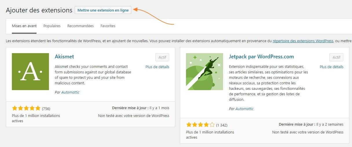 Comment installer un plugin wordpress gratuit ou payant - Comment installer office sur mac ...