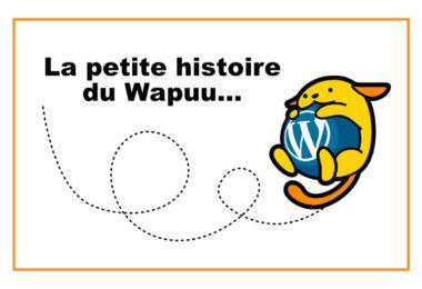 La petite histoire du Wapuu