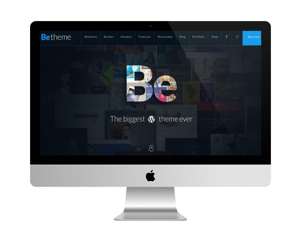Thème BeTheme - meilleure vente de themes premiums