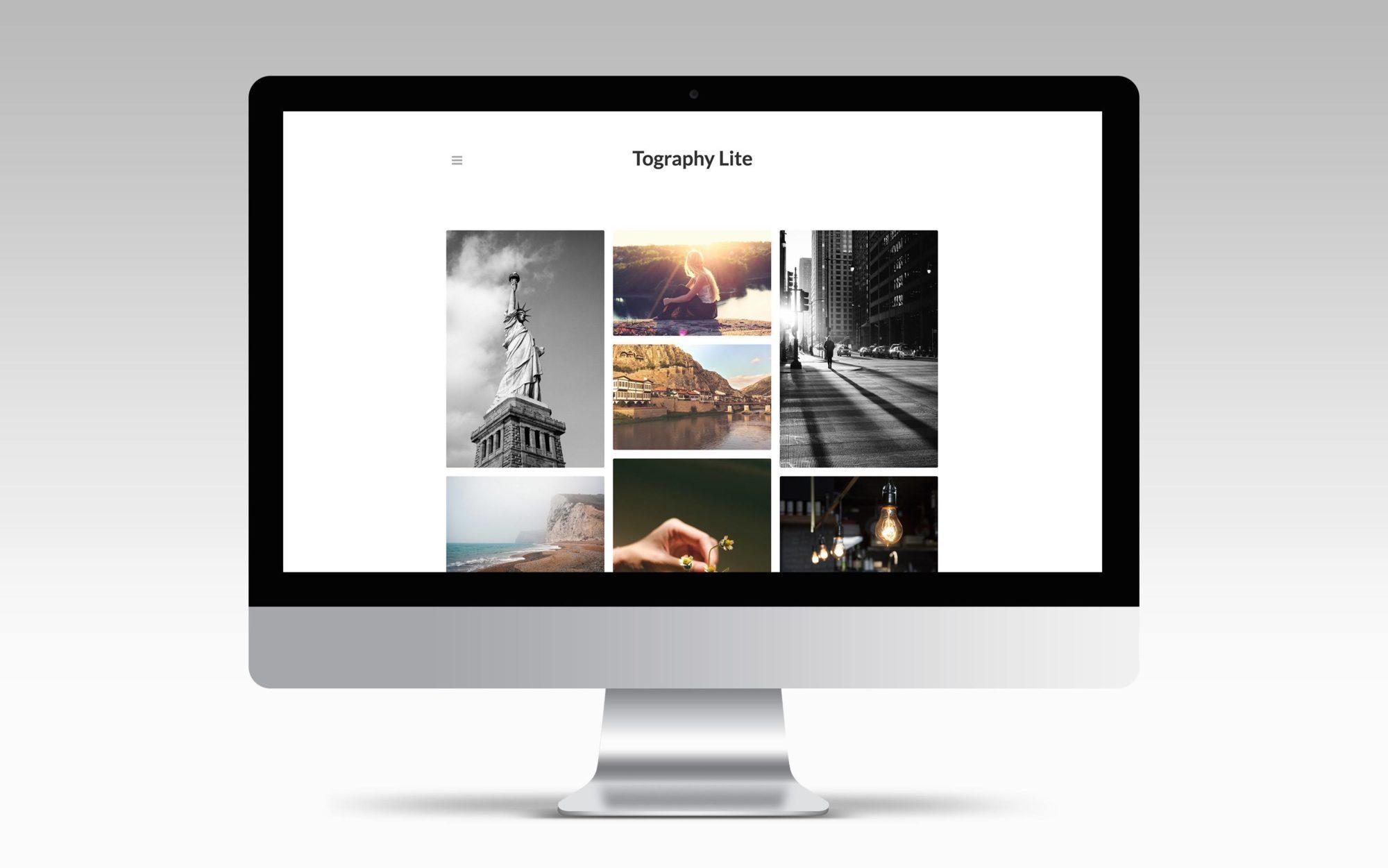 tography thème wordpress photographe