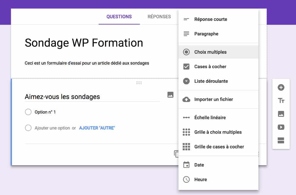 Google Forms - 3
