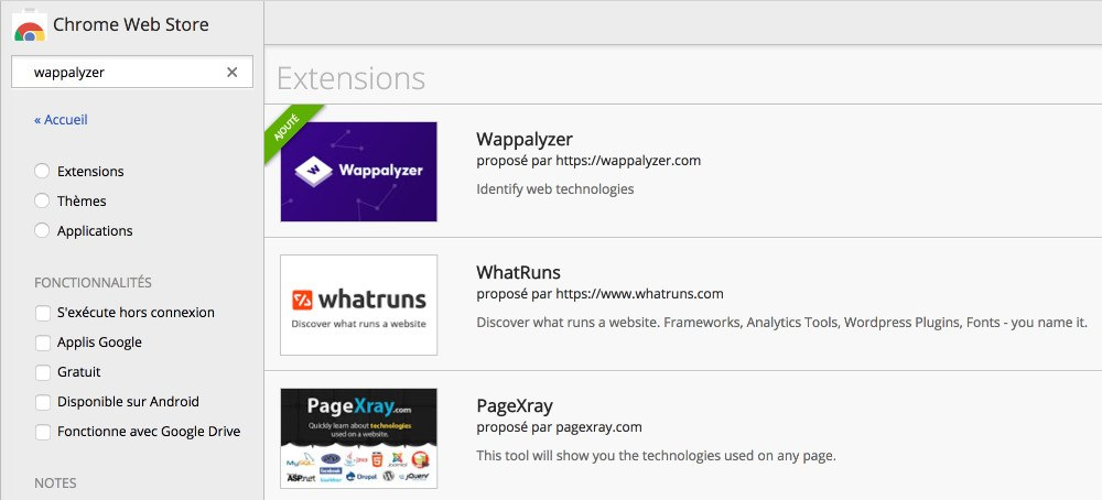 CHROME WEB STORE THEMES ANIME - Et NON, WordPress ne sert