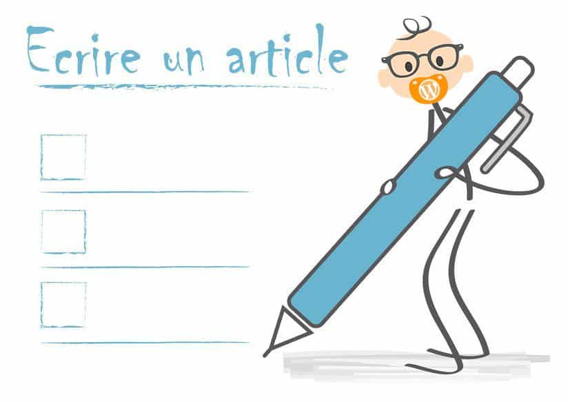 ecrire-un-article-WordPress