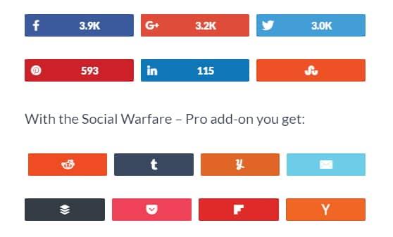 warfare plugin social