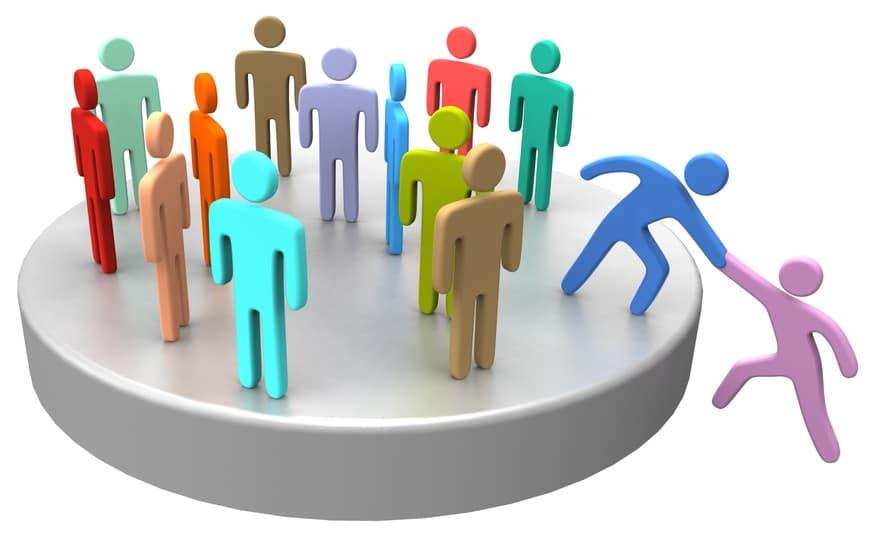espace de membres WordPress