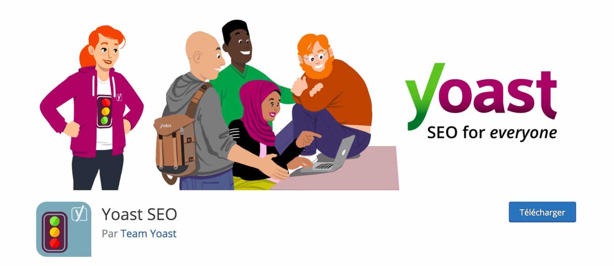 10 outils pour faciliter WordPress – Yoast SEO