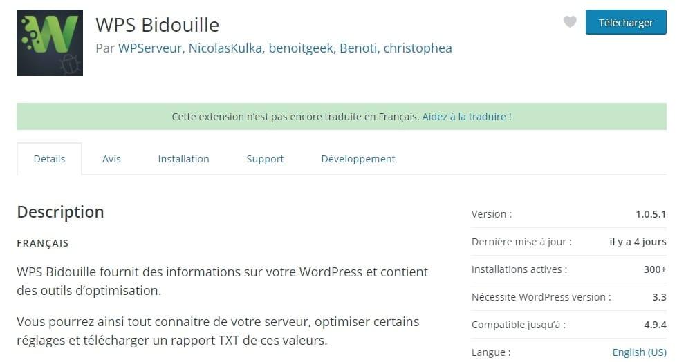 trad WPS Bidouille