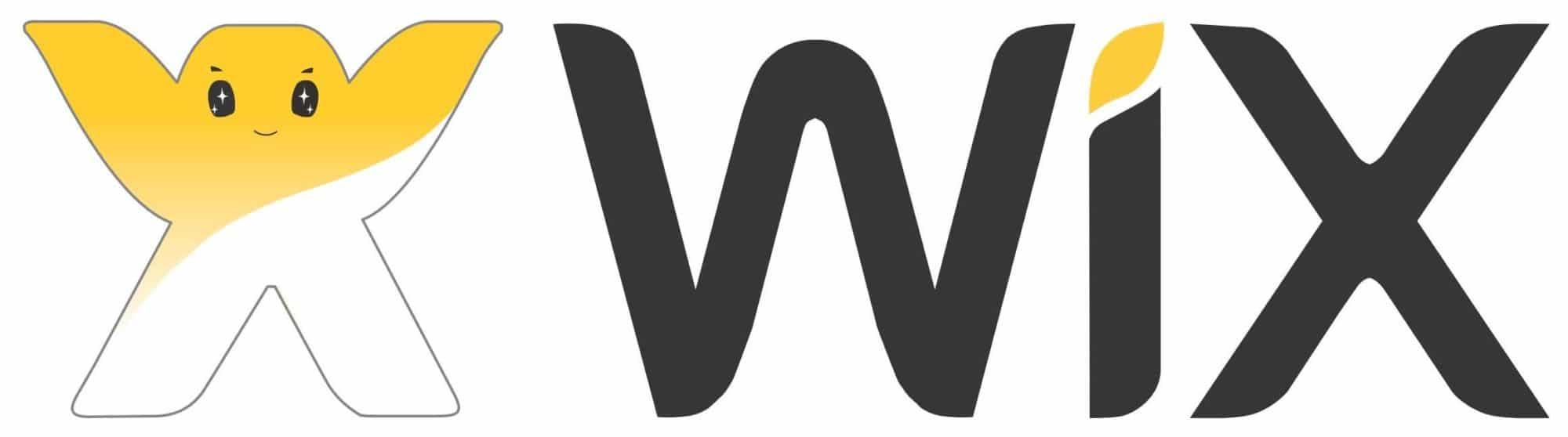 WordPress vs Wix - Logo Wix