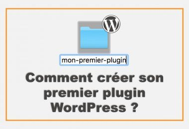 Créer un plugin WordPress