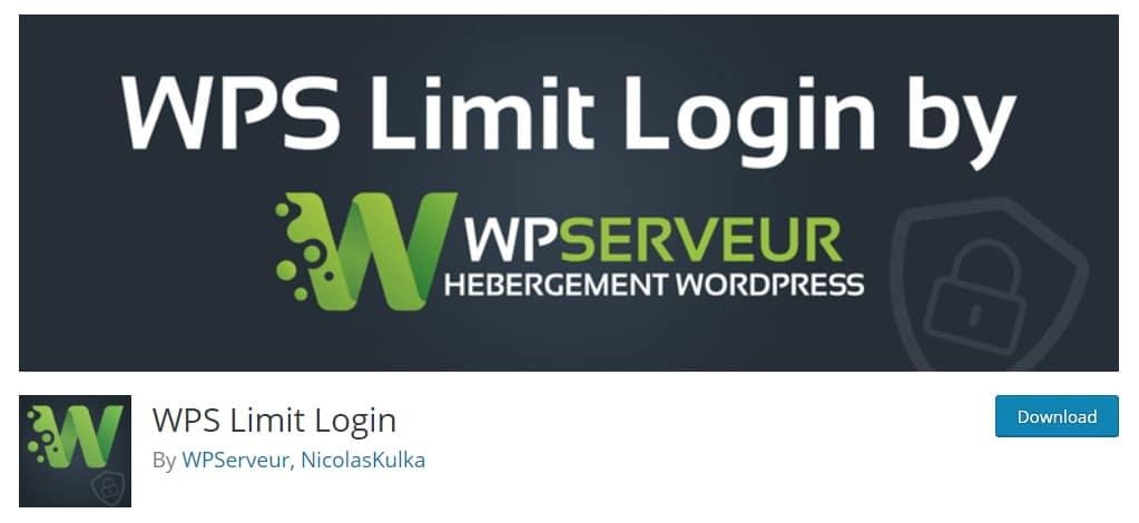 wps limit login