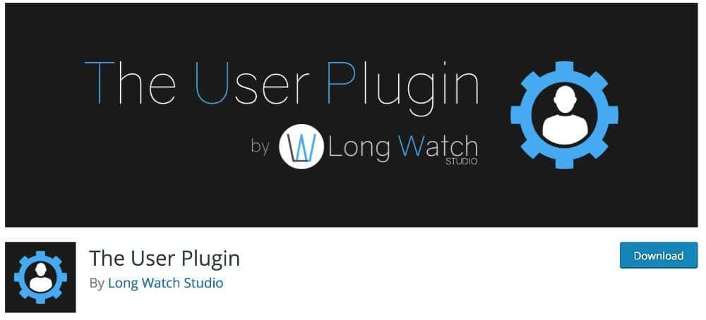 The User Plugin