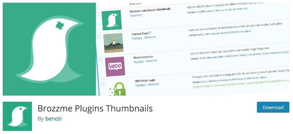 Brozzme Plugins Thumbnails