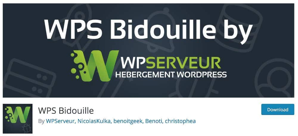 WPS Bidouille - made in France