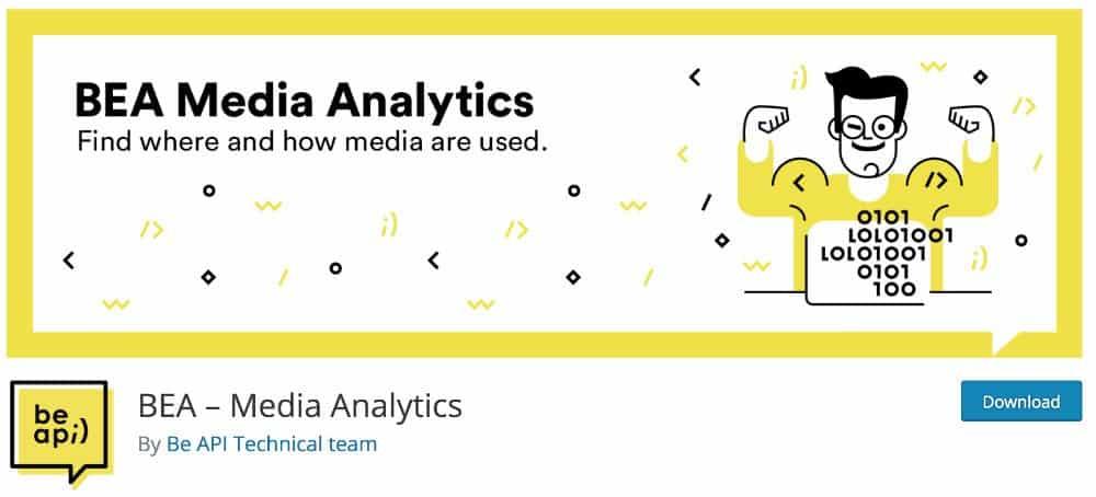 BEA Media Analytics