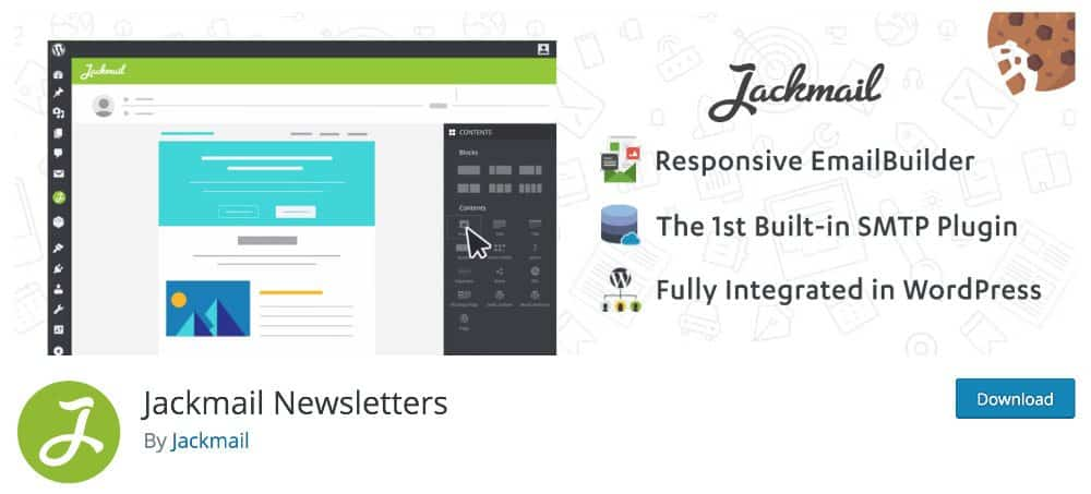 Jackmail Newsletters