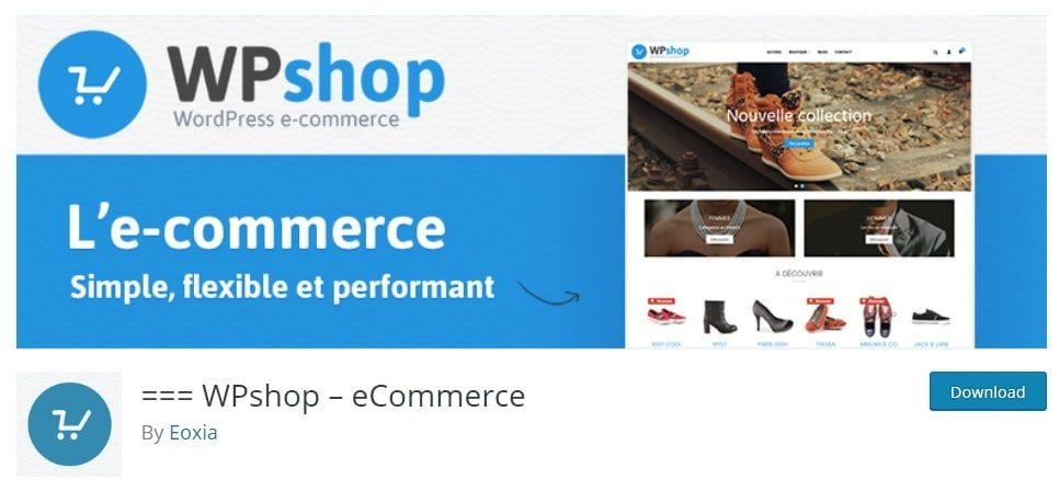 wp shop