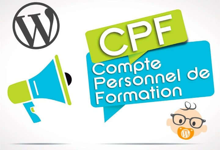 Formation WordPress CPF