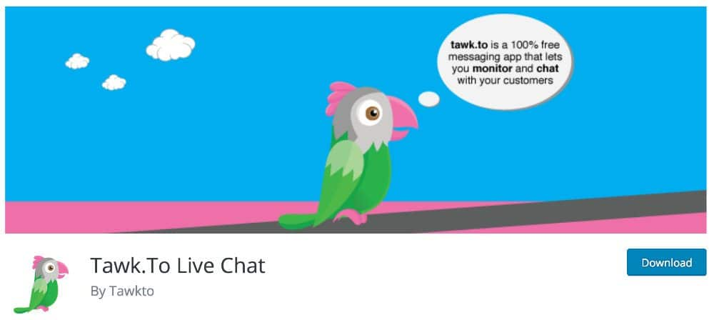Tawk.To livechat