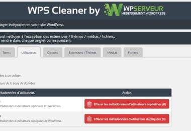 wps cleaner