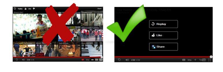 Meilleurs plugins wordpress youtube - Hide YouTube Related Videos