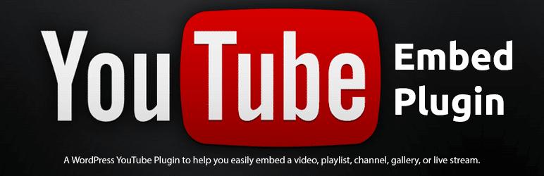 Meilleurs plugins wordpress youtube - youtube embed plus