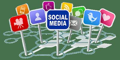 meilleurs plugins reseaux sociaux wordpress - Social Media Flying Icons