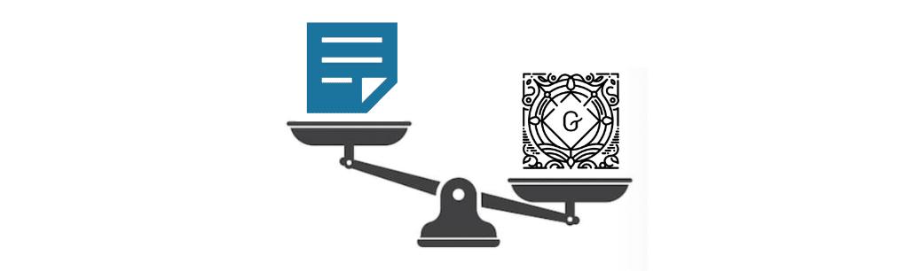 Pourquoi choisir Gutenberg