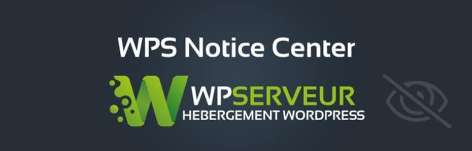 WPS notice center