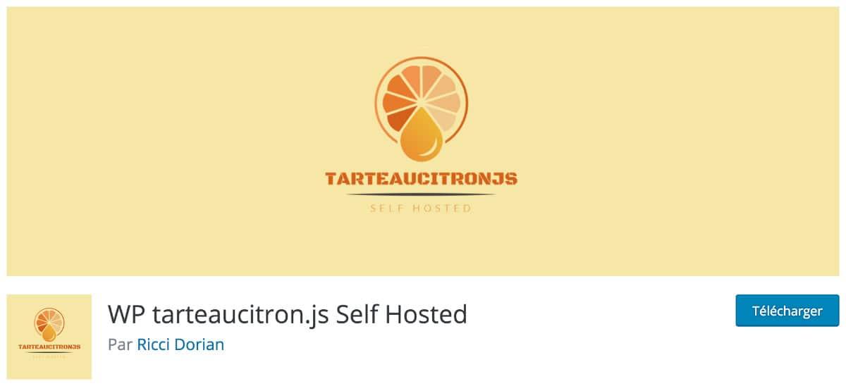 tartecitron.js self-hosted