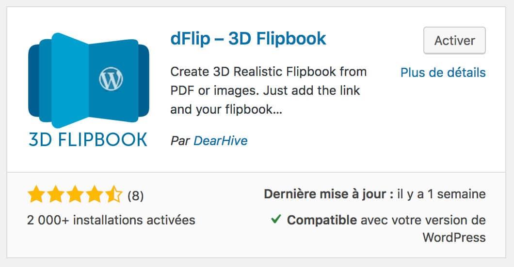 dFlip plugin