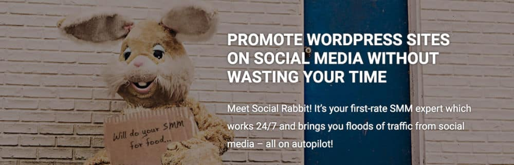 Social Rabbit, un excellent plugin WordPress pour Pinterest