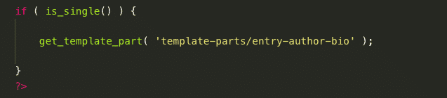 template_part
