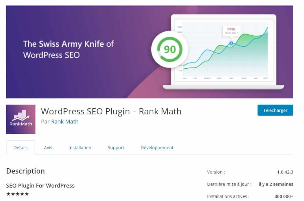 Rank Math, plugin seo, wordpress
