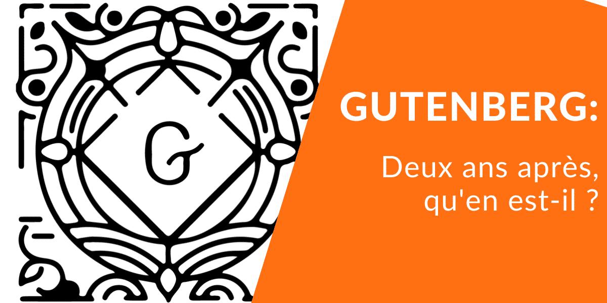 Gutenberg article wp formation vfg