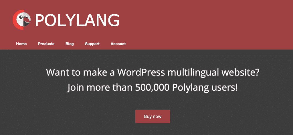 traduire son site wordpress avec polylang WPformation