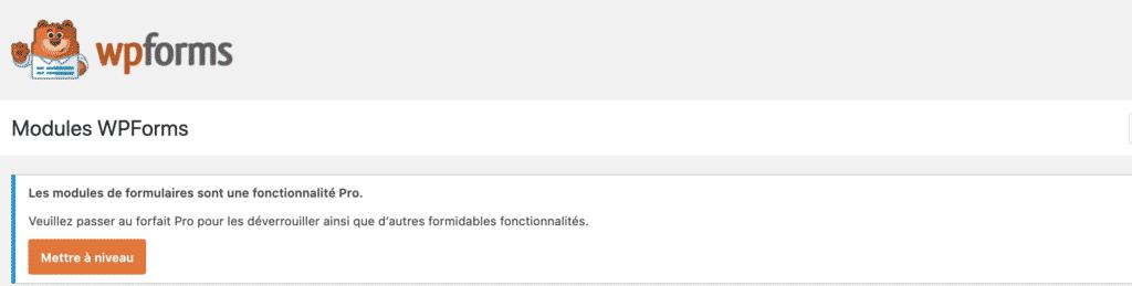 astra wpformation upgrade to Pro
