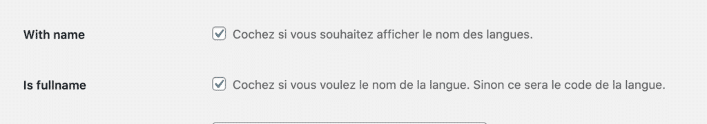 wpformation weglot tutoriel bouton de langue